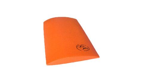 Skin-med Ligkussen-oranje.